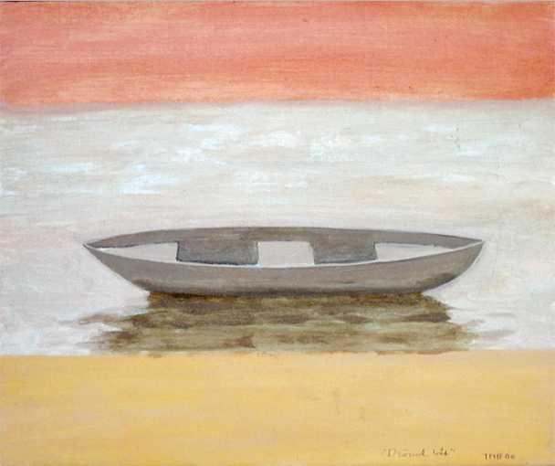 Drömd båt