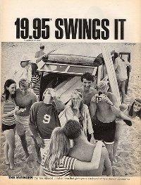 Swinger 19.95